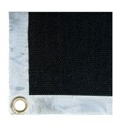 Svářečská deka 750°C/950°C 2 x 2m, nehořlavá krycí látka, černá