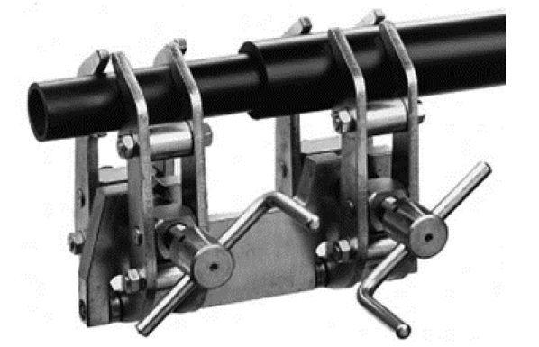 100-2SS - Nůžková svěrka pro nerez 40-140 mm