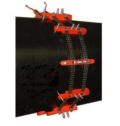 """EZDCC60SS E-Z - řetězová svěrka Double 254-1525mm, 10-60"""", pro NEREZ!"""
