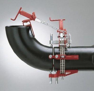 """EZSCC54SS E-Z - řetězová svěrka Single 254-1371mm, 10-54"""", pro NEREZ!"""