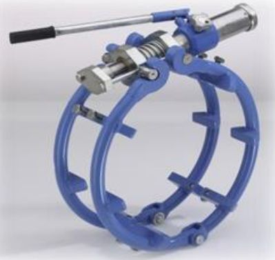 """HCC28 Klecová hydraulická svěrka 711 mm, 28"""""""