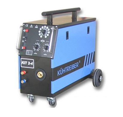Kühtreiber KIT 2-4PW Standard, podavač 4kladka, s vedením vody