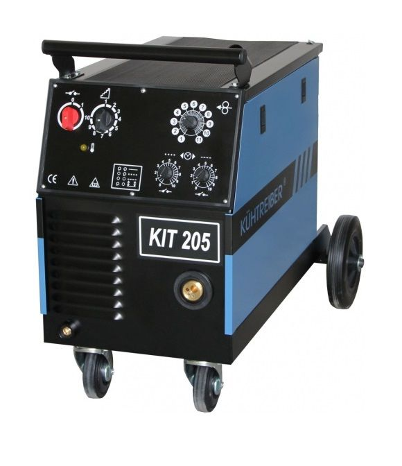Kühtreiber KIT 205 Standard, 4kladka - svařovací poloautomat MIG MAG, 50701