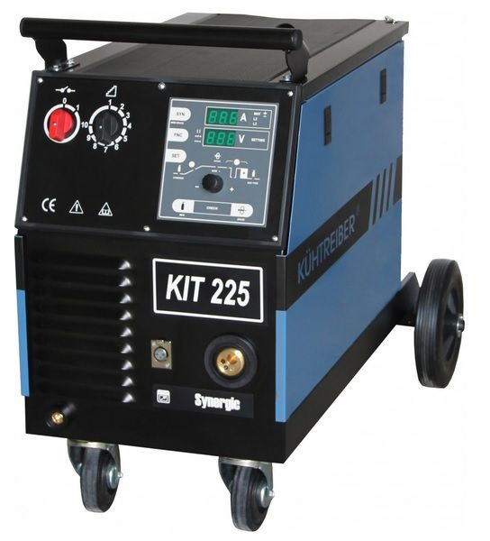 Kühtreiber KIT 225 Synergic, 4kladka - svařovací poloautomat MIG MAG