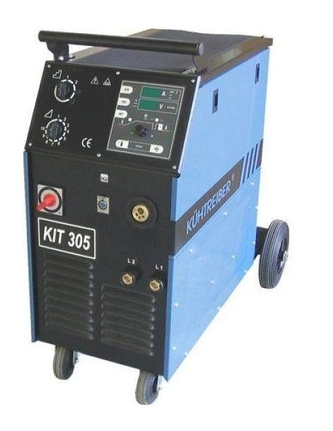 Kühtreiber KIT 305 Synergic 2kladka - svařovací poloautomat MIG MAG