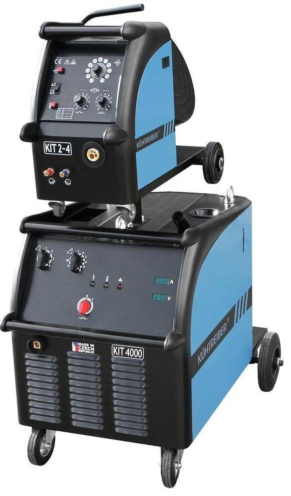 Kühtreiber KIT 4000WS Standard /podavač 4kladka/ - svařovací poloautomat MIG MAG