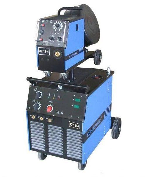 Kühtreiber KIT 400WS Standart /bez podavače/ - svařovací poloautomat MIG MAG