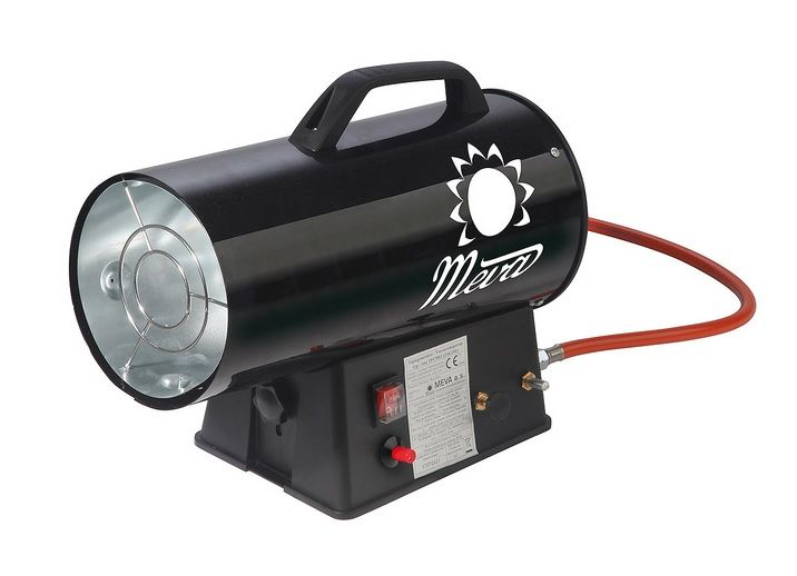 Teplogenerátor 5-10kW na PB, TP 17001