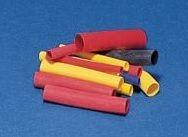 """Bužírky smršťovací """"II"""" 30ks4,8 - 9,5mm barevné"""