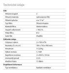 Kemper ProfiMaster 2 x rameno 4m, trubkové provedení, mobilní odsávací zařízení