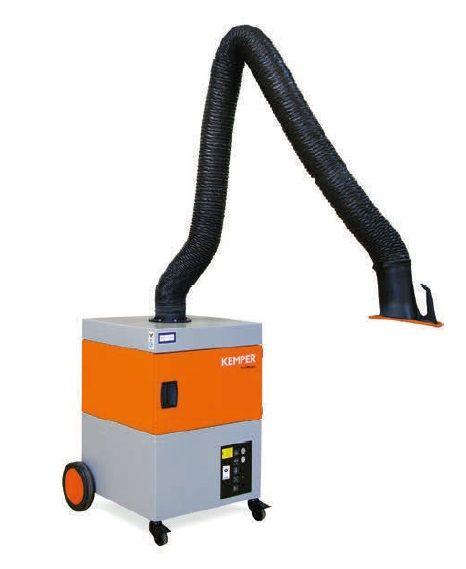 Kemper ProfiMaster - 2m rameno, hadicové provedení, mobilní odsávací zařízení, 60 650 100