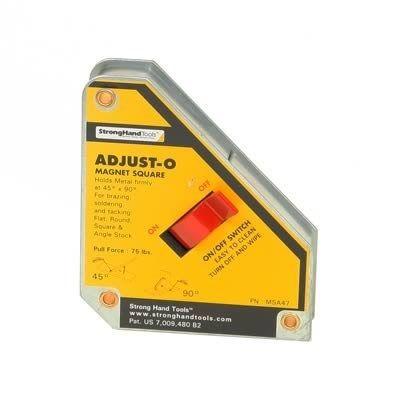 MSA 45 - magnet ADJUST 1 /23kg/