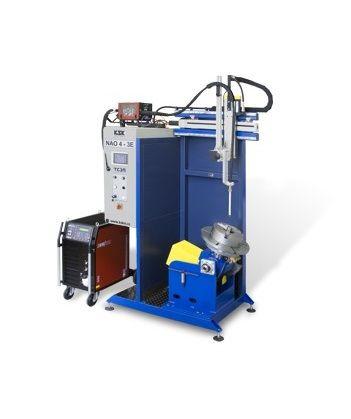 NAO 4-3 - navařovací automat