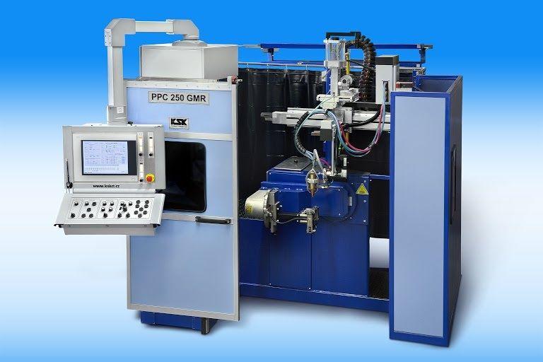 PPC 250 GMR - plazmový navařovací automat