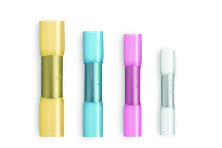 Sada smršťovacíchkrimpovacích spojek 1,5 - 2,5mm, st006648