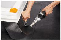 Steinel HG2620E LCD KUFR - pistole horkovzdušná 2300W pro svařování plastů, st351809