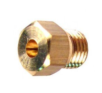 Tryska MEVA 0,31mm - pro hořáky a vařiče