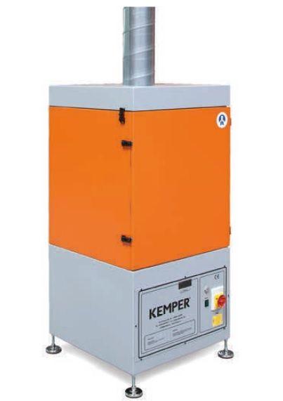 Kemper Filter-Cell XL - stacionární odsávací zařízení se samoodčišťovacím filtrem
