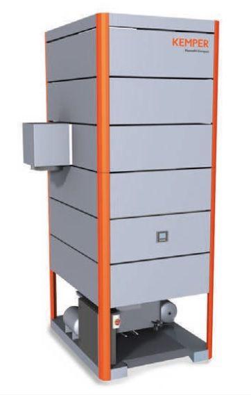 Kemper PlasmaFil, WeldFil (8000 - 11000m3/h)