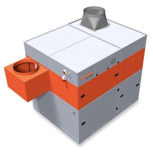 Kemper Systém 8000 (2750 - 3960m3/h) - centrální odsávací zařízení