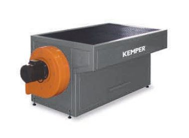 Svařovací stůl Kemper 1000 x 800mm, s ventilátorem