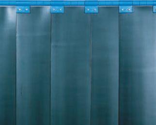 Řezání a děrování pro výkyvnou plastovou úchytku s překrytím 33 %