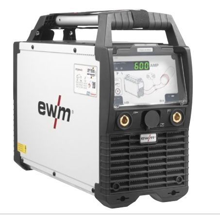 EWM Degauss 600 - odmagnetovací přístroj dílů před svařováním, 091-002065-00502