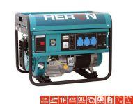 Heron EGM 55 AVR-1E (13HP/5,5kW) elektrocentrála pro svařování s el. startem, 8896115