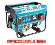 Heron EGM 60 AVR-3E (13HP/6kW) elektrocentrála pro svařování s el. startem, 8896114