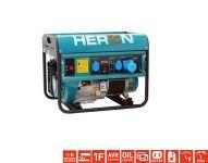 Heron EGM 68 AVR-1E (15HP/7kW) elektrocentrála pro svařování s el. startem,  8896121