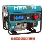 Heron EGM 68 AVR-3E (13HP/6kW) elektrocentrála pro svařování s el. startem,  8896120