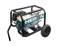 Heron EMPH 80 W - čerpadlo motorové kalové 6,5HP, 1300l/min, 8895105