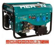 Heron LPGG 50 (13HP/5kW) elektrocentrála s elektrickým startem, 8896318
