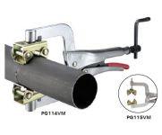 PG114VM - klešťová svěrka s rozsahem 89mm a otvorem 38-64mm