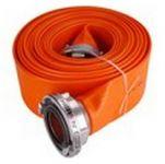 Hadice B75 PVC orange 10m se spojkami, 8898116