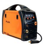 Jasic MIG 200 MAN N220 + hořák MIG, zemnící kabel, svářečka MMA, MIG/MAG, SVA01-N220