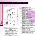 Tělo hořáku pro plazmový hořák Trafimet A90, SLEVA!!, TR-PF0110