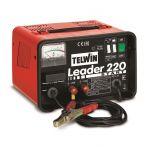 Telwin Leader 220 start - nabíječka 12/24 V/30A, s pomocným startem max.180A, 807539