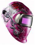 3M Speedglas 100 Wild 'n' Pink  - samostmívací kukla č.3/8-12, 752020, svářečský štít