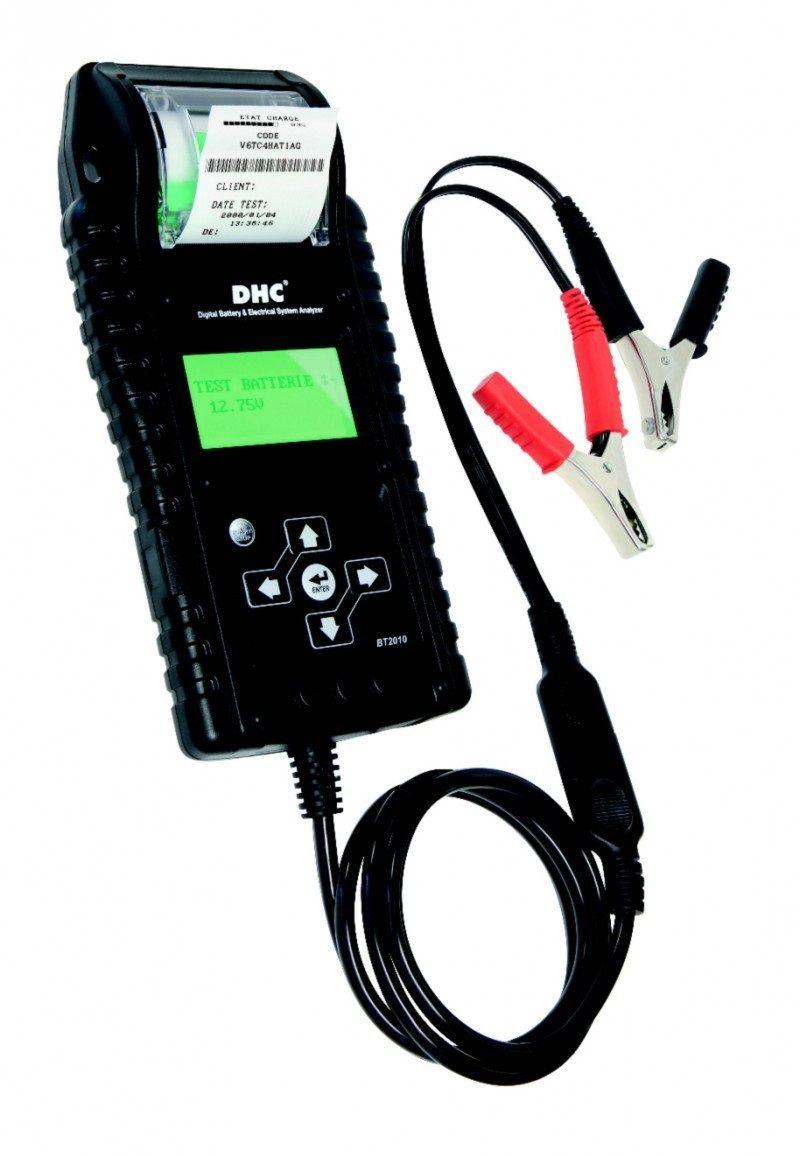 Gys BT 2010 DHC - tester autobaterií, 055339