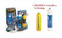 Kemper 555KM  3.300°C miniautogen včetně kartuše KEMAP s plynem