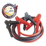 Startovací kabely GYS 200A 2,8m 10mm2,mosazné svorky, 056312
