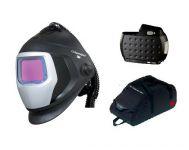 3M Speedglas 9100XX AIR, Adflo + vysokokapacitní aku, hadice, brašna,  567725HD