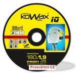 Kowax IQ 3v1 125 x 1,6 x 22,2mm na ocel, nerez, hliník, KWXRK12516