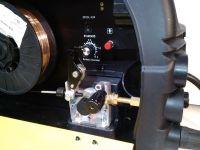 Magnum MIG 208 - svařovací invertor MMA, MIG MAG, TIG DC lift arc + kabely a hořák