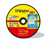 Kowax IQ 5v1 150 x 1,3 x 22,2mm na ocel, nerez, hliník, litinu, PVC, KWXRK15013+
