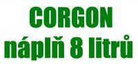 Náplň 82%Ar 18%CO2 - 8l / 150 bar / 1,4m3 výměnným způsobem, 2492