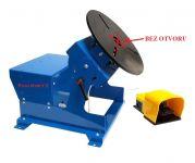 PWR 76 (0,6 - 6 ot/min) - rotační polohovadlo s reverzním přepínačem, PWR76-0001